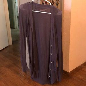 Rubbish cardigan
